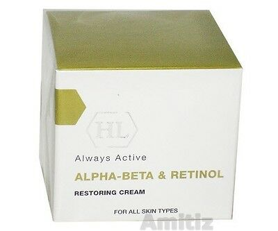 HL HOLY LAND Alpha Beta Restoring Cream with Retinol 50ml / 1.7oz