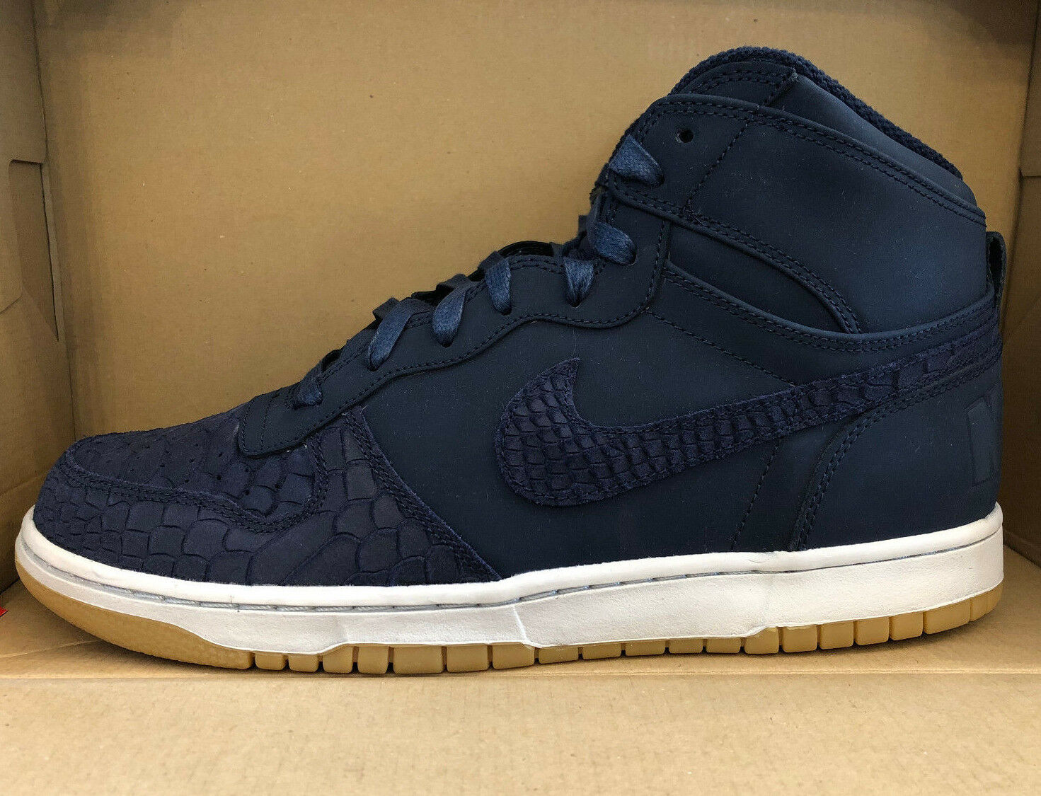 MEN'S BIG midnight NIKE HIGH LUX chaussures midnight BIG navy 854165 400 ae8376
