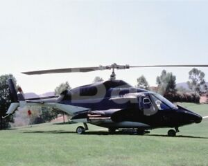 Airwolf (TV) Bell 222 helicopter 10x8 Photo