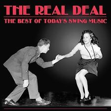 The Real Deal - The Best of Today's Swing Music Various Artists MUSIC CD
