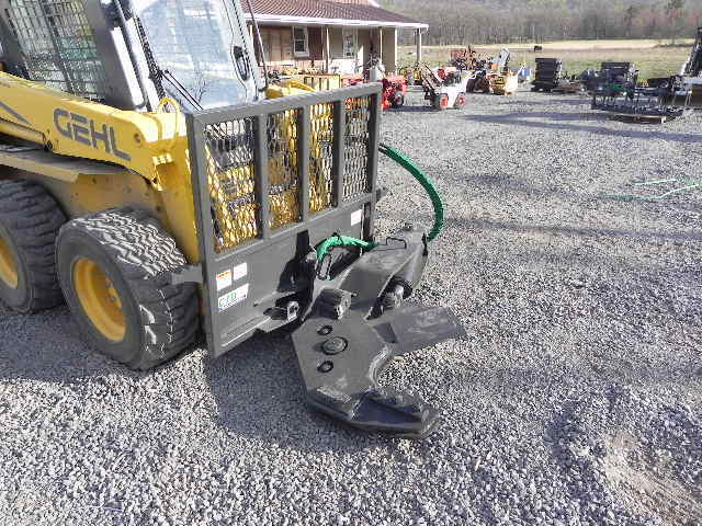 CID Xtreme 12 Rotating Tree Shear for Bobcat Skid Steer Loader Attachment