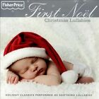 The Little People: First Noel, Christmas Carol Lullabies by Fisher-Price (CD, Fisher-Price)