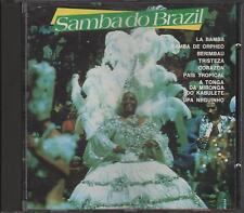 """RARO CD FUORI CATALOGO CDOR """" SAMBA DO BRASIL """""""