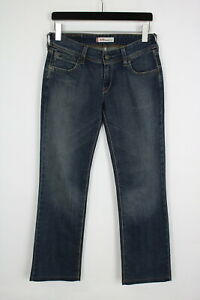 LEVI STRAUSS & CO. 570 STRAIGHT FIT Women's W30 L30 Stretchy Jeans 36062-GS