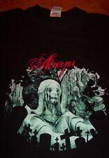 ATREYU Band Mary Graveyard T-Shirt METAL LARGE NEW