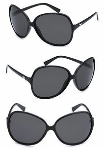 Schwarzes Gestell Cg104 Geschickt Retro Cg Damen Übergröße Runde Sonnenbrille Uv Schutz Sonnenbrillen & Zubehör Damen-accessoires