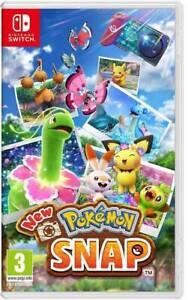 New Pokemon Snap (Nintendo Switch) (NEU & OVP) (Vorbestellung)