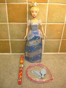 Disney Cinderella 30cm Doll  a Cinderellas Girls Wrist Watch  Accessories - Poulton-le-Fylde, United Kingdom - Disney Cinderella 30cm Doll  a Cinderellas Girls Wrist Watch  Accessories - Poulton-le-Fylde, United Kingdom