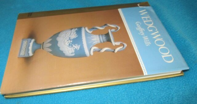Wedgwood ~ Geoffrey Wills. HbDj   amateur & serious collectors  UNread  in MELB!