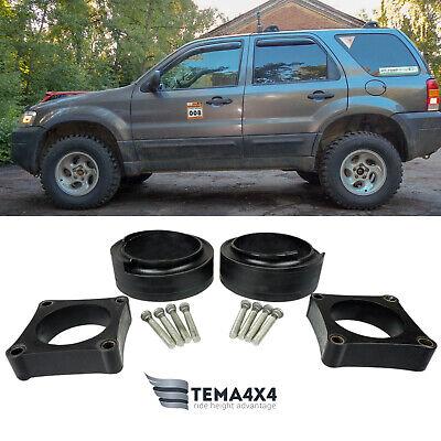 "Lift Kit for Ford Escape Maverick /& Mazda Tribute 1,2/"" 30mm strut spacers"