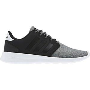 Details about Women's Adidas Cloudfoam QT Racer Black Running Shoes (AW4312) - size 8