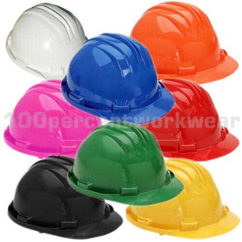 Supertouch ST-50 HDPE travail sécurité casque dur Hat construction Industry Builders
