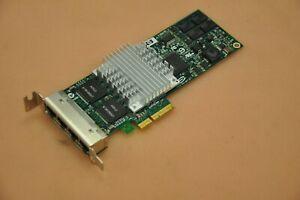 HP-NC364T-PCI-E-Quad-Port-Gigabit-Server-Network-Card-436431-001-435508-B21-2U