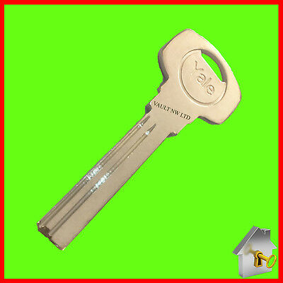 Genuine Keys Cut to Keycode Cutting 4 x Extra Keys for YALE Superior Euro Cylinder