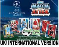 Match Attax Champions League 2015/2016 15/16 BASE  Borussia M, Barcelona, Zenit