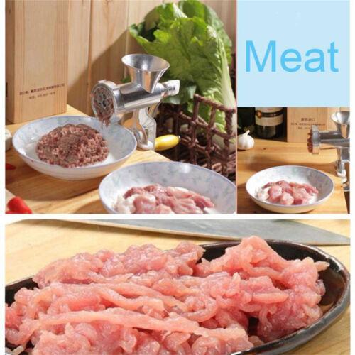 Hand Meat Grinder Mincer Sausage Noodle Makers Flour Mill Kitchen Table Tools