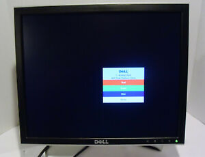 "Dell Monitor UltraSharp 17/"" Flat Panel LCD Monitor"