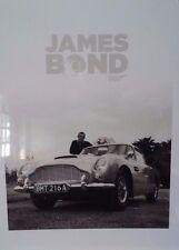 Sean Connery James Bond 007 Aston Martin Vintage Poster A0 A1 A2 A3 A4 Sizes