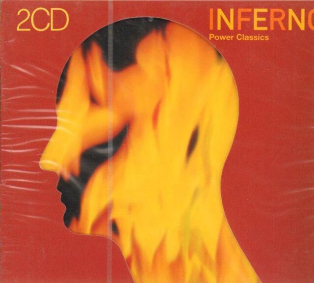 Various Rock(2CD Album)Inferno - Power Classics-New