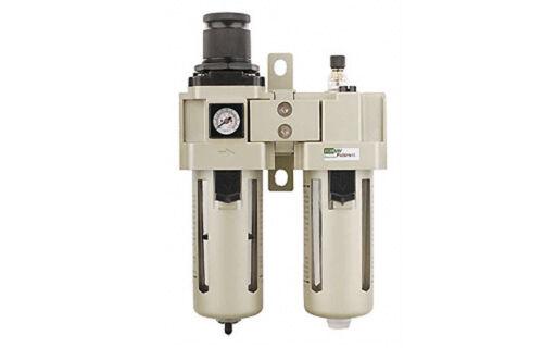 Fonray Air Filter Regulator Lubricator FAC501N-10 1- FRL SMC