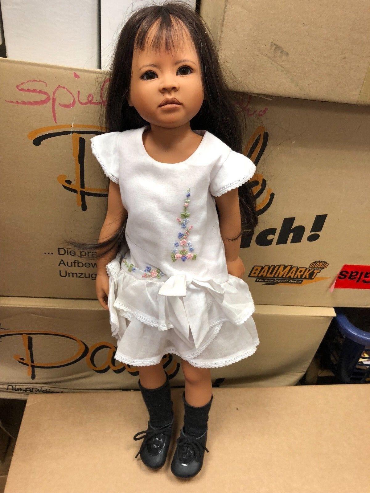 Heidi plusczok ⭐  ⭐ vinile bambola 57 cm. ⭐ ⭐ ottimo stato  negozio outlet