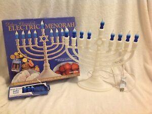 Rite-Lite-Deluxe-Jewish-Chanukah-Electric-Light-Up-Menorah-9-Holders-Bulbs-Box