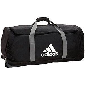 Adidas Team Xl 250974 Messenger Bag Black One Size Travel Bag ... af26ba4262