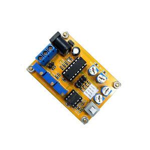 ICL8038 DDS Signal Generator Module Sine Square Triangle Wave Output 12V-24V DC