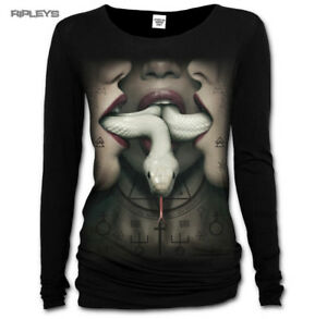 Spiral-American-Horror-Story-Ladies-Black-COVEN-Snakemouth-Witch-All-Sizes