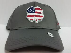 134e273114c Black Clover Cap USA Luck BC 4 Stretch Fit Golf Hat Live Lucky