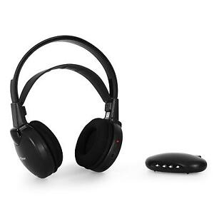 wireless hifi infrarot funk kopfh rer headphones kabellos. Black Bedroom Furniture Sets. Home Design Ideas