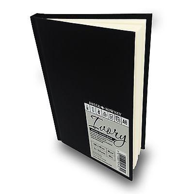 Daler Rowney ivory artists sketch book A5 hardback cover