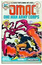 <•.•> OMAC: ONE MAN ARMY CORPS (VOL.1) • Issue 4 • DC Comics
