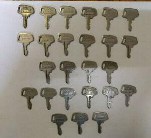 NOS Vintage Honda OEM T Series Pre Cut Key # H6096 H 6096