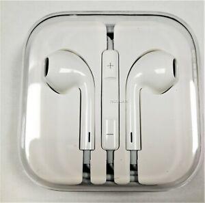 Genuine Apple EarPods For iPhone 6 5 5S SE Headphone ...