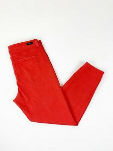 Liverpool-Jeans-12-Petite-Red-The-Crop-Stretch-Free-Gift