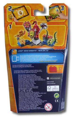 Baukästen & Konstruktion LEGO® NEXO KNIGHTS™ 70331 10 x Ultimativer Macy Nexo Kräfte NEU/OVP NEW MISB LEGO Bau- & Konstruktionsspielzeug