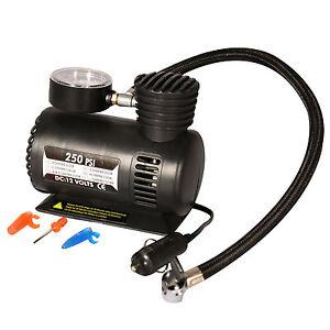 Auto-KFZ-Luftkompressor-Minikompressor-Kompressor-Luftpumpe-Mini-Kompressor-12-V