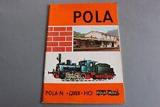 X397 POLA Train CatalogueHo N quick maxi 1983 66 pages 29,7 x 20,8 cm F
