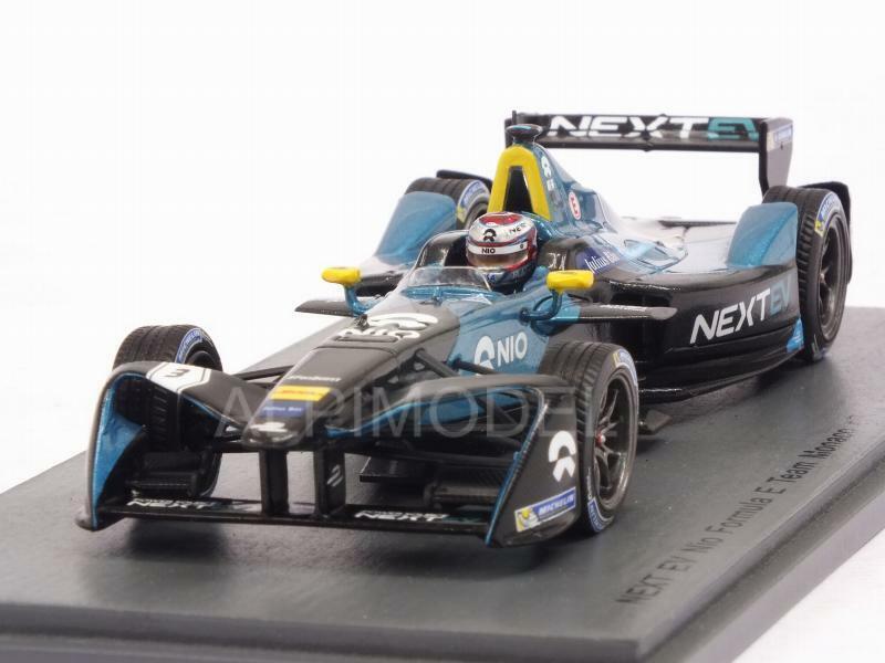 Next EV Nio Formula E Monaco 2016-2017 Nelson piquet Jr. 1 43 SPARK S5918