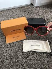 0dc054f4ff52 Louis Vuitton Z0487W Petit Soupcon Cateye Sunglasses for sale online ...