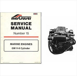 Mercruiser Manual 5 0l1988