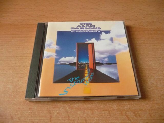 CD The Alan Parsons Project - The instrumental works - 1988 - 10 Songs