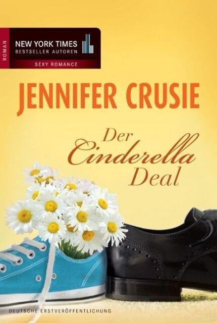 Der Cinderella-Deal von Jennifer Crusie (2012, Taschenbuch), UNGELESEN