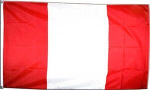 fahne streifen rot wei rot flagge rote hissflagge 90x150cm ebay. Black Bedroom Furniture Sets. Home Design Ideas