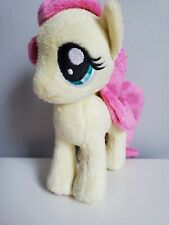 My Little Pony Plush Fluttershy 12 Inches Tall Sparkles Aurora MLP 2013 Clean