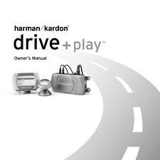 Harman Kardon DP-1 Drive+Play Owners Manual
