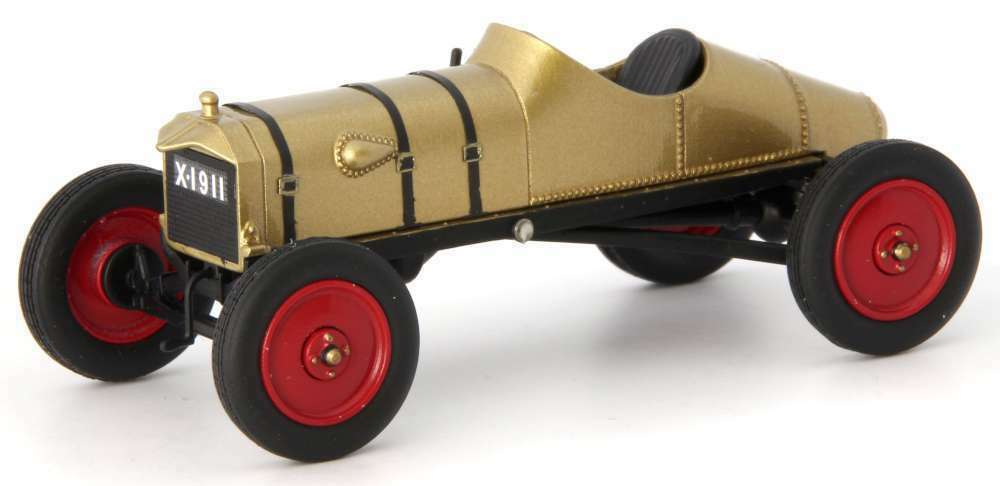 Autocult ATC 01003  Ford Model T 'THE goldEN FORD' 1 43 ..limited edition