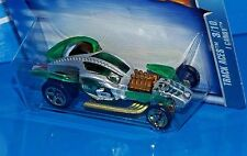 Hot Wheels 2003 Track Aces Series #146 I Candy Green & Silver w/ 5SPs & SKs