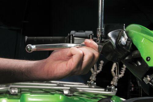 1246-B BikeMaster Black Replacement Brake Lever 2001-16 Honda Goldwing 1800